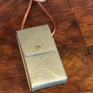 Louis Vuitton phone purse
